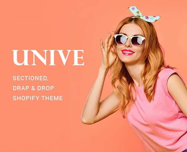 Unive Shopify Theme