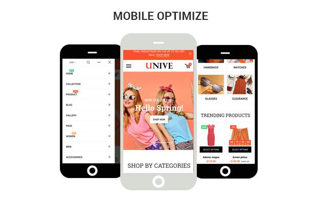 Mobile Optimize